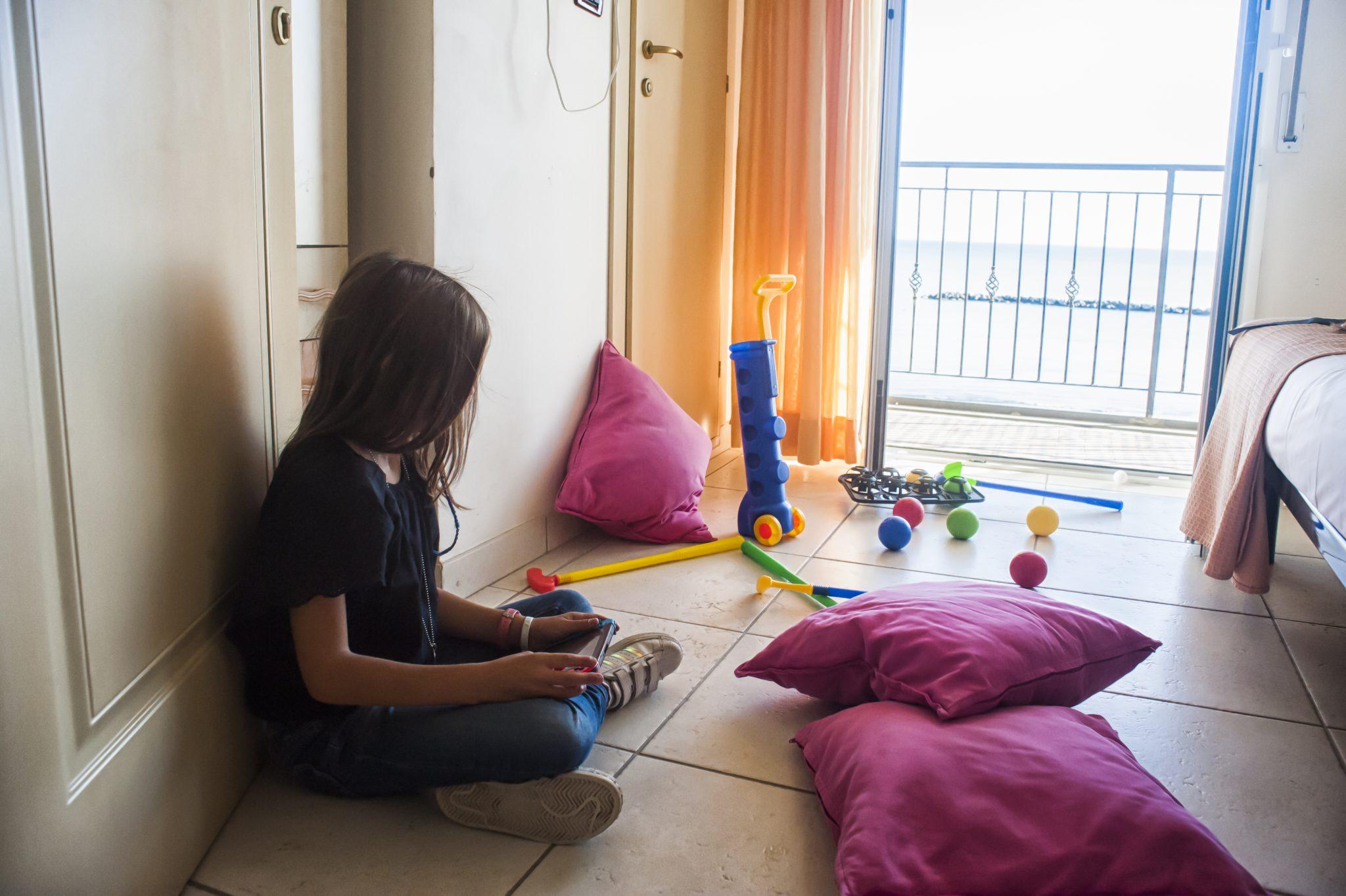 Giugno Offerta Estate Family hotel Teti Bellaria Igea Marina formula budget con animazione